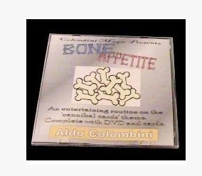 Aldo Colombini - Bone-Appetite (Download)