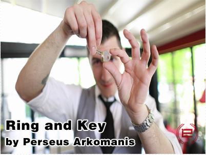 2015 Ellusionist Ring and Key by Perseus Arkomanis (Download)