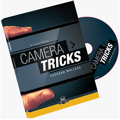 2016 Camera Tricks by Casshan Wallace (Download)