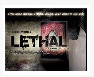 Bobby Motta - Lethal Stage (Download)
