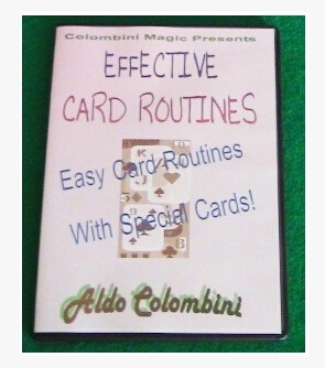2012 Effective Card Routines by Aldo Colombini (Download)