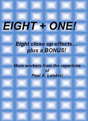 Eight Plus One by Paul A. Lelekis library.com PDF