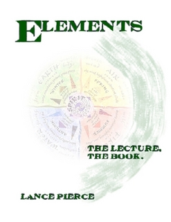 Elements: The Lecture. The Book. by Lance Pierce (eBook)