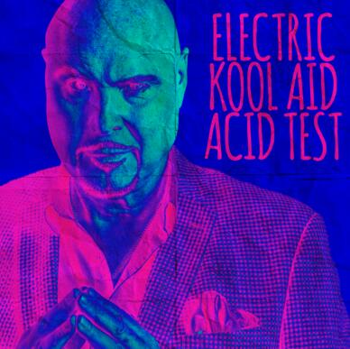 Electric Kool Aid Acid Test by Docc Hilford (Instant Download)
