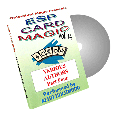 ESP Card Magic Vol.14 by Wild-Colombini