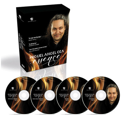 2012 EMC Essence by Miguel Angel Gea (4 DVD Set download)