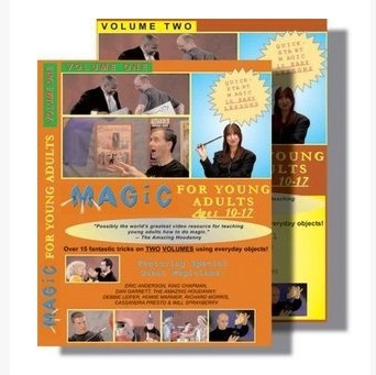 Magic for Young Adults Ages 10-17 2 vols set (Download)