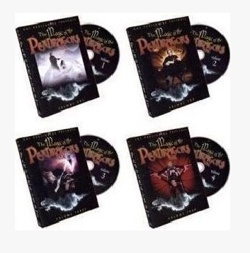 09 Magic of the Pendragons 1-4 (Download)