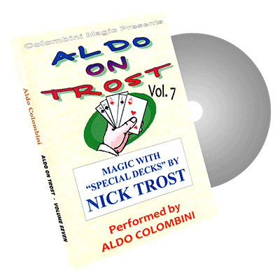 2011 ALDO ON TROST by Aldo Colombini vol7 (Download)