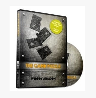 2012 EMC The Card Puzzle by Woody Aragon (Download)