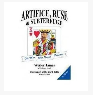 Expert at the Card Table by Wesley James 7 vols set (Download)