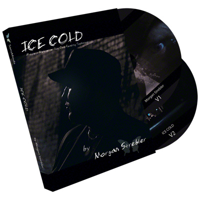 Ice Cold Limited Edition Propless Mentalism by Morgan Strebler and SansMinds (Download)