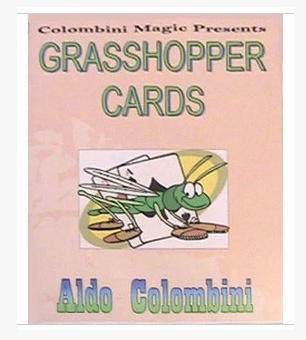 2010 Grasshopper Cards by Aldo Colombini (Download)