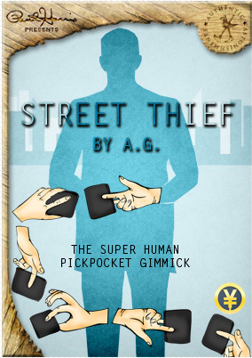 2015 Street Thief by A.G (Download)