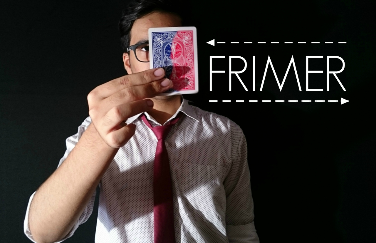 FRIMER by Sid T (Instant Download)