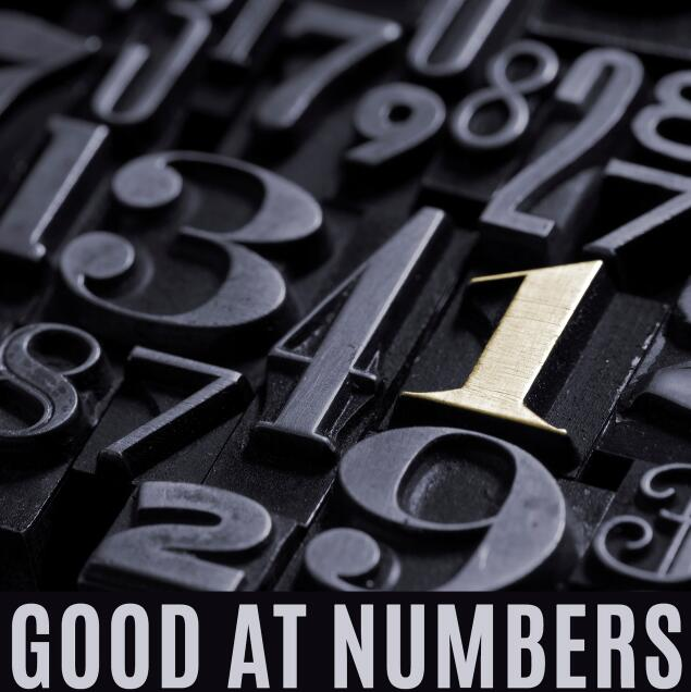 Good At Numbers by Rafael Benatar (Instant Download)