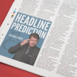2017 Headline Prediction by Banachek Video+PDF