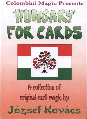 Hungary for Cards by Aldo Colombini