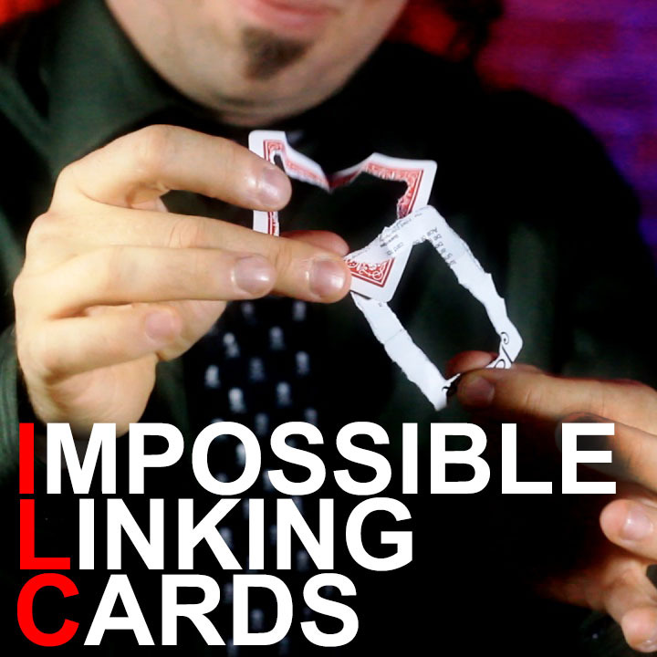 Impossible Linking Card by Jimmy Noetzel (Instant Download)
