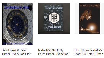 Isabella's Star 1-3 by Peter Turner - Isabellas Star I II III (including all PDF files + additional videos and pdfs online complete version)