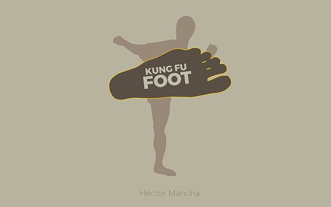 Kung Fu Foot by Héctor Mancha original video (Online Instructions)