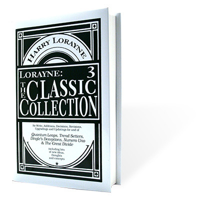 Harry Lorayne - The Classic Collections Volume 3 PDF