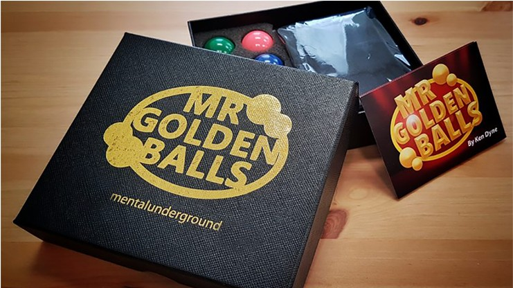Mr Golden Balls by Ken Dyne (Full Download)