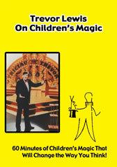 Trevor Lewis - On Kids On Children's Magic
