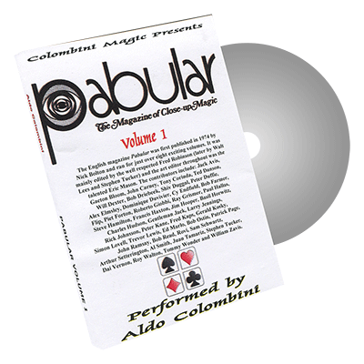 Aldo Colombini - Pabular Vol. 1-4 by Wild-Colombini Magic