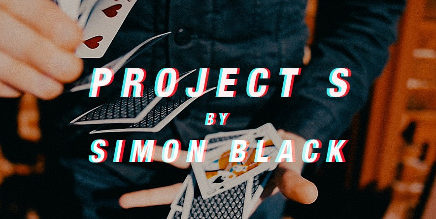 Project S by Simon Black and Shin Lim presents