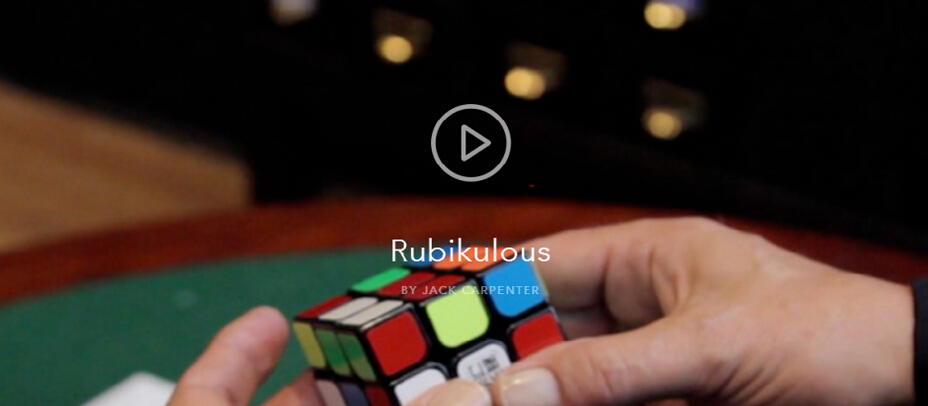 Rubikulous by Jack Carpenter (Instant Download)