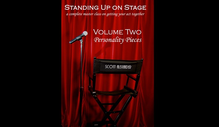 Standing Up on Stage Volume 2 Personality Pieces by Scott Alexander