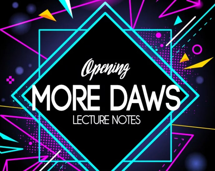 Opening More Daws Lecture Notes - The Bizarre