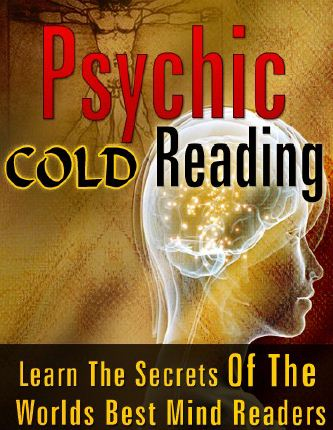 Handbook of Psychic Cold-Reading by Dantalion Jones