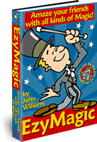 John Williams - Ezy Magic Fun Book