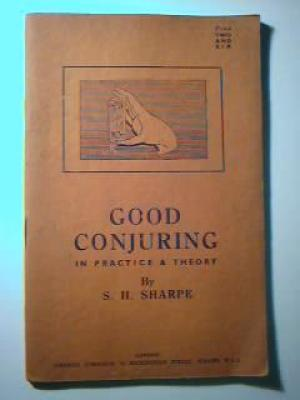 Good Conjuring by H.S. Sharpe