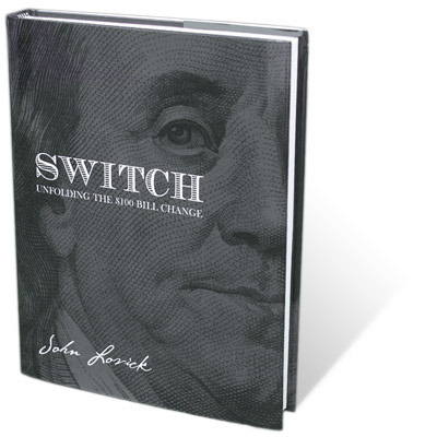 John Lovick - SWITCH - Unfolding The $100 Bill Change
