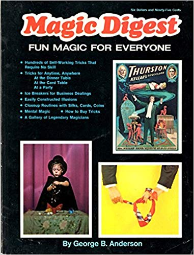 George B. Anderson Magic Digest