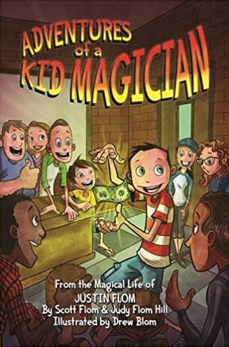 Justin Flom - Adventures of a Kid Magician