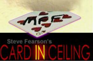 Steve Fearson - Card in Ceiling