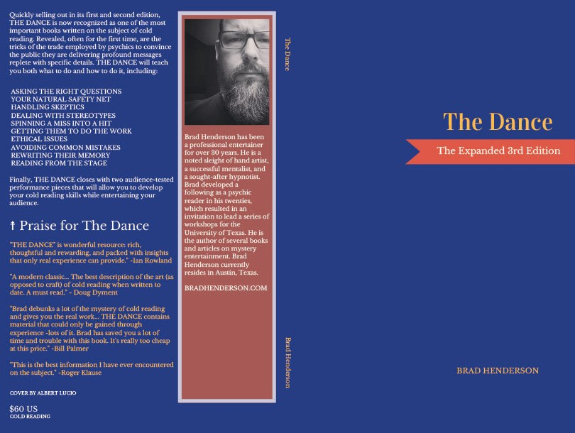 The Dance by Brad Henderson (Revised and Expanded)