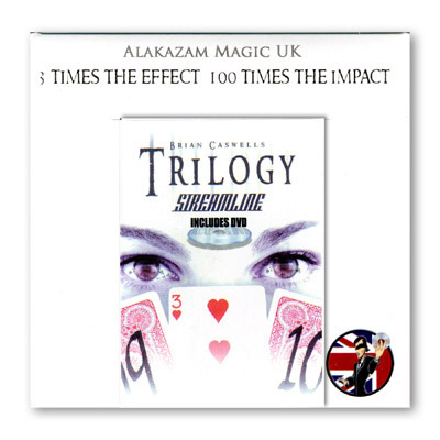 Brian Caswell - Trilogy Streamlined