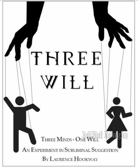Three Will by Laurence Hookway