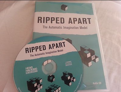 Ripped Apart - The Automatic Imagination Model By Anthony Jacquin