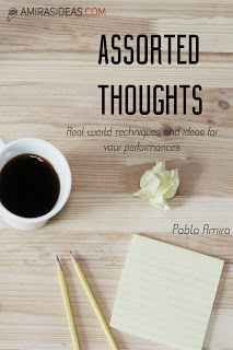 Assorted Thoughts by Pablo Amira
