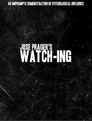 Jose Prager - Watch-ing