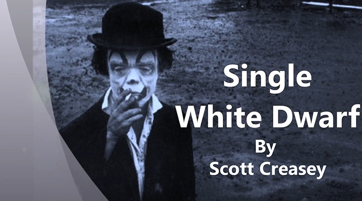 The Single White Dwarf by Scott Creasey (Video Download)