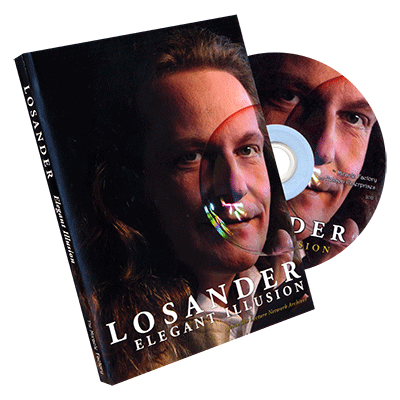 Elegant Illusion by Losander and The Miracle Factory (Original DVD Download)