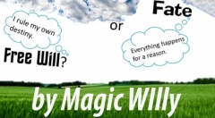 Fate or Free Will by Magic Willy