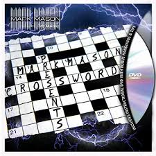 Cross Word by Mark Mason and JB Magic